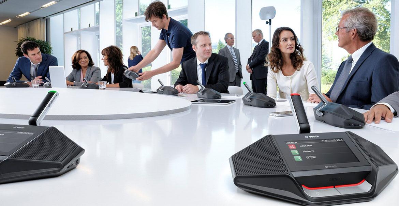 Конференц-системы Bosch