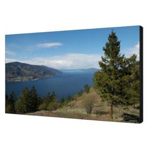 Бесшовная LCD панель