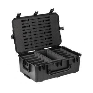 Кейс для десяти дискуссионных пультов со съемными микрофонами DCN-TCD