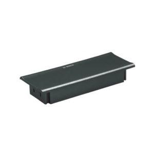 Комплект из 10 панелей-заглушек черный DCN-FBP-D